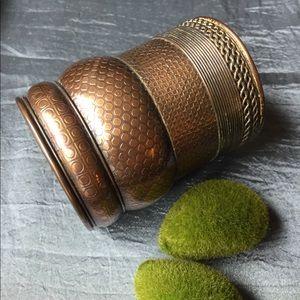 Jewelry - Great Copper Cuff Bracelet